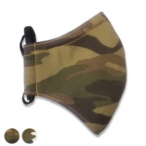 Camo Face Masks for Adults and Kids